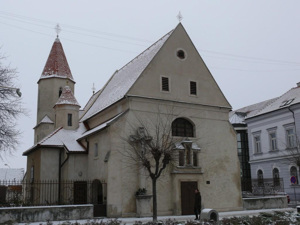 kirche ungarn üröm